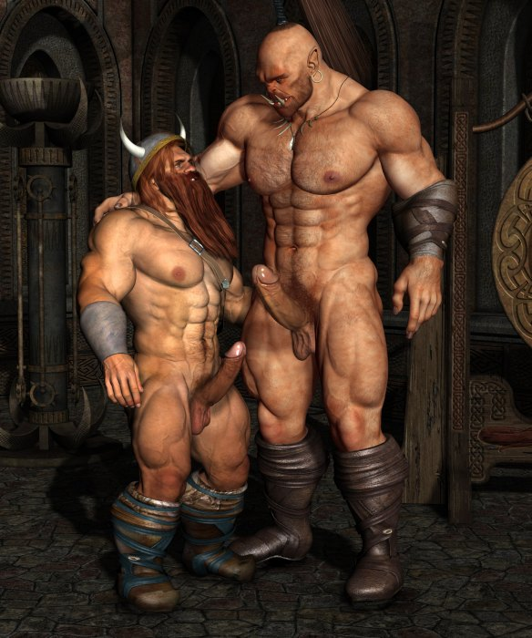 Lord of the rings hot men naked