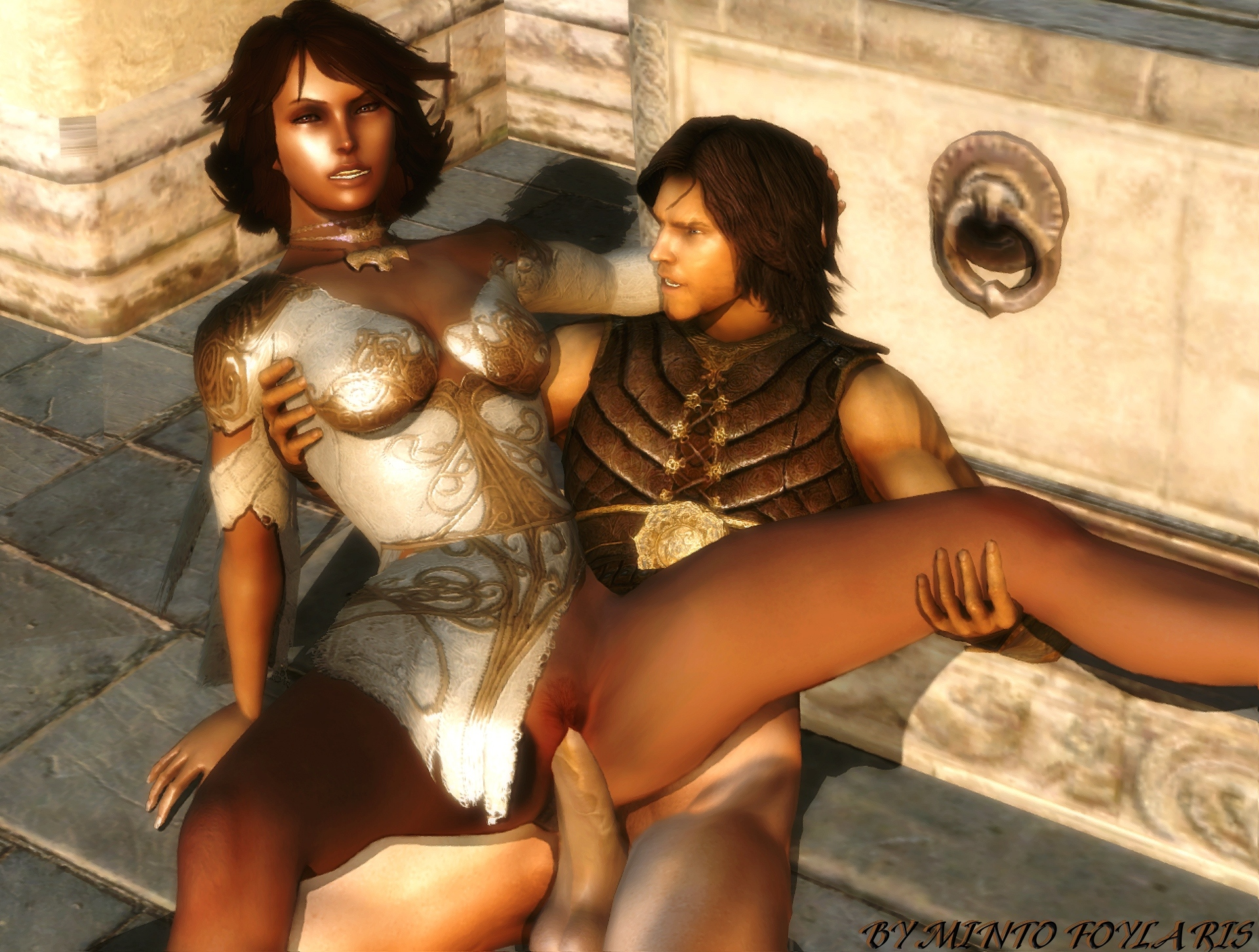 Prince of persia and elika porn fucking xxx comic