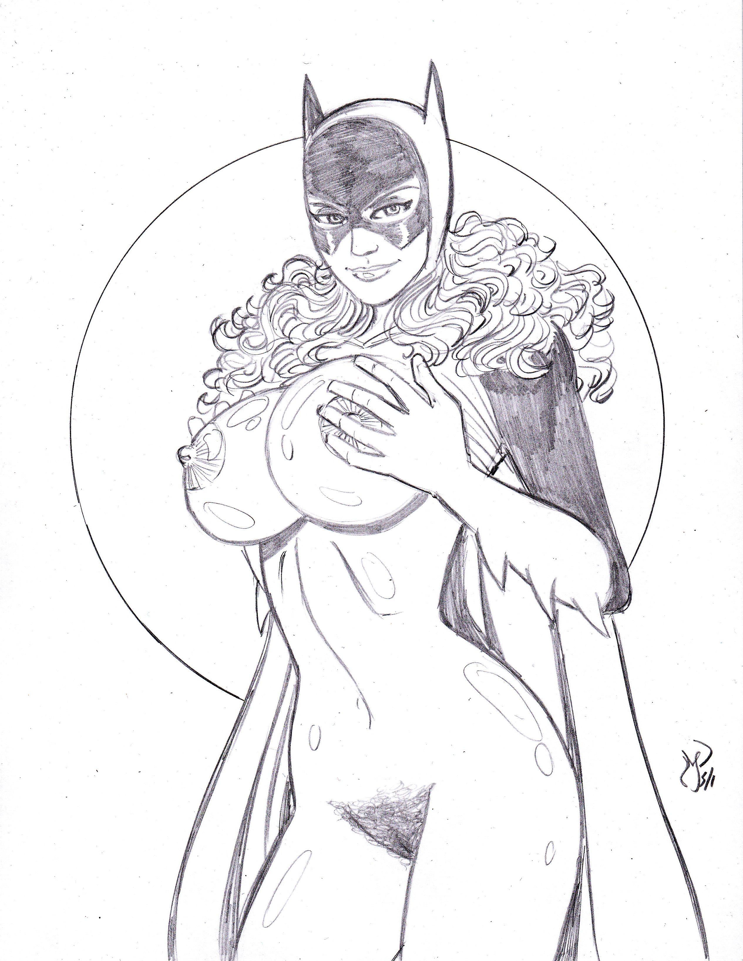 Batgirl Lesbian Adult Fanfiction