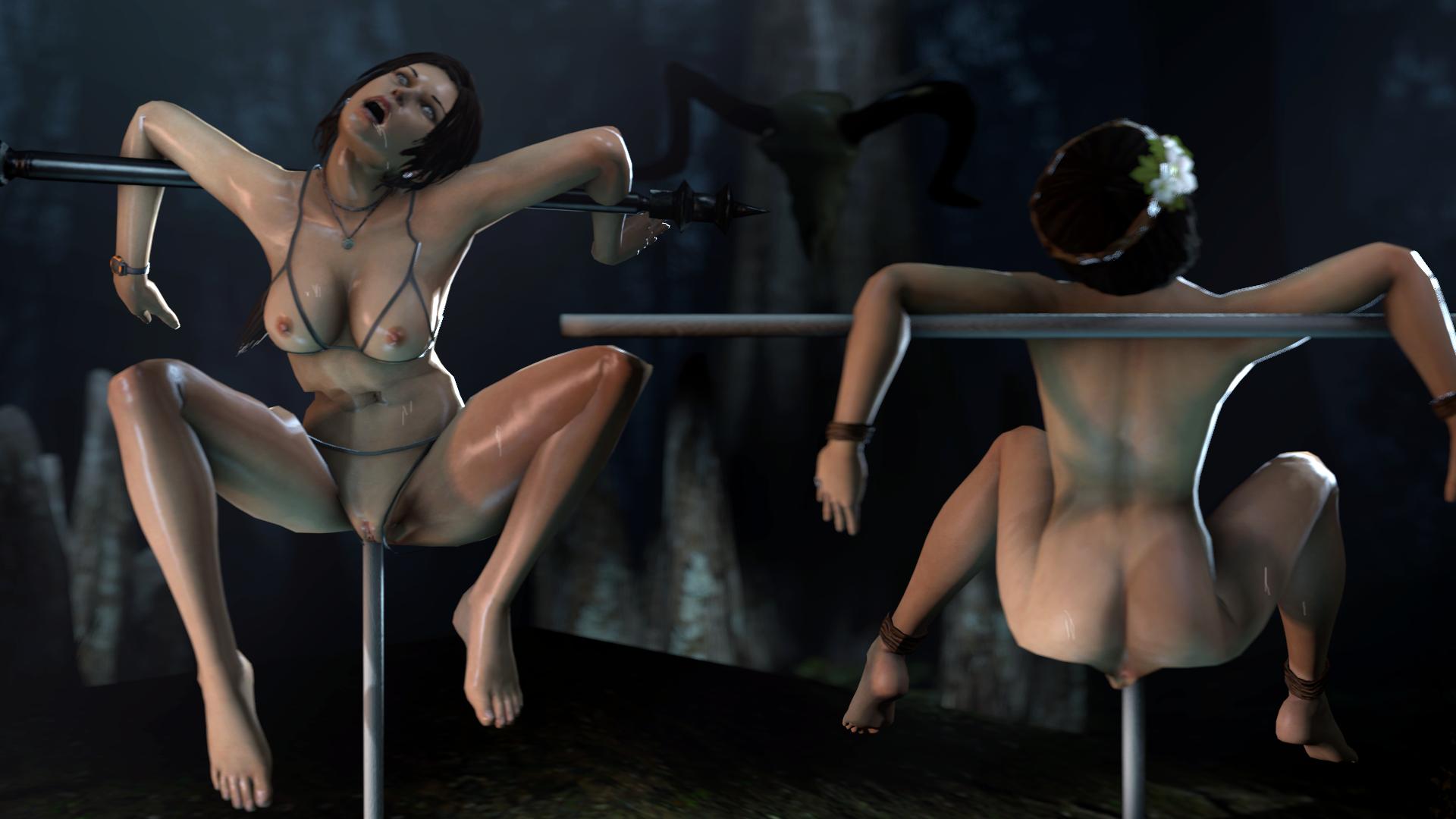 Lara croft fakes porn xxx