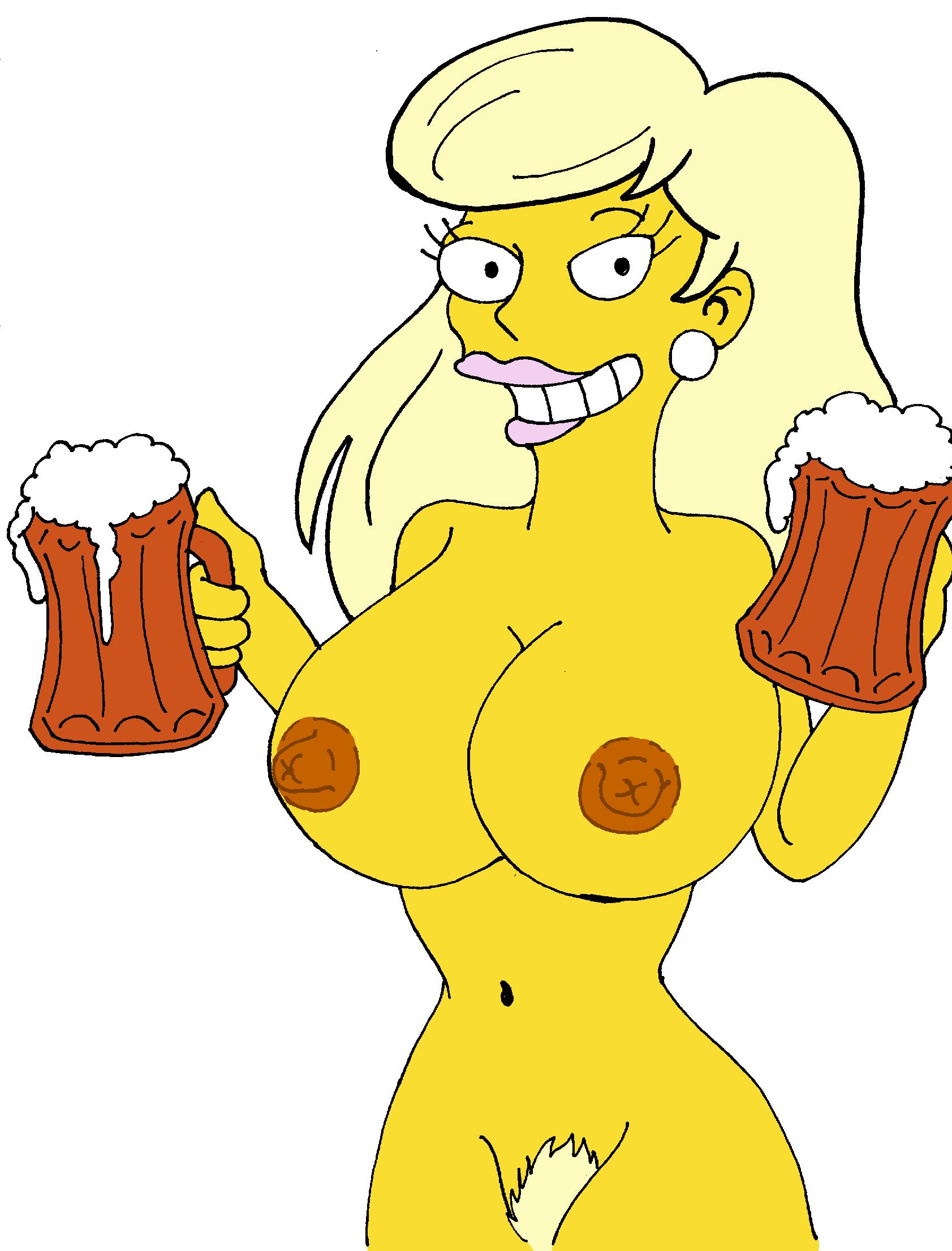 Lisa Simpsons Big Boobs Domination Porn Pics