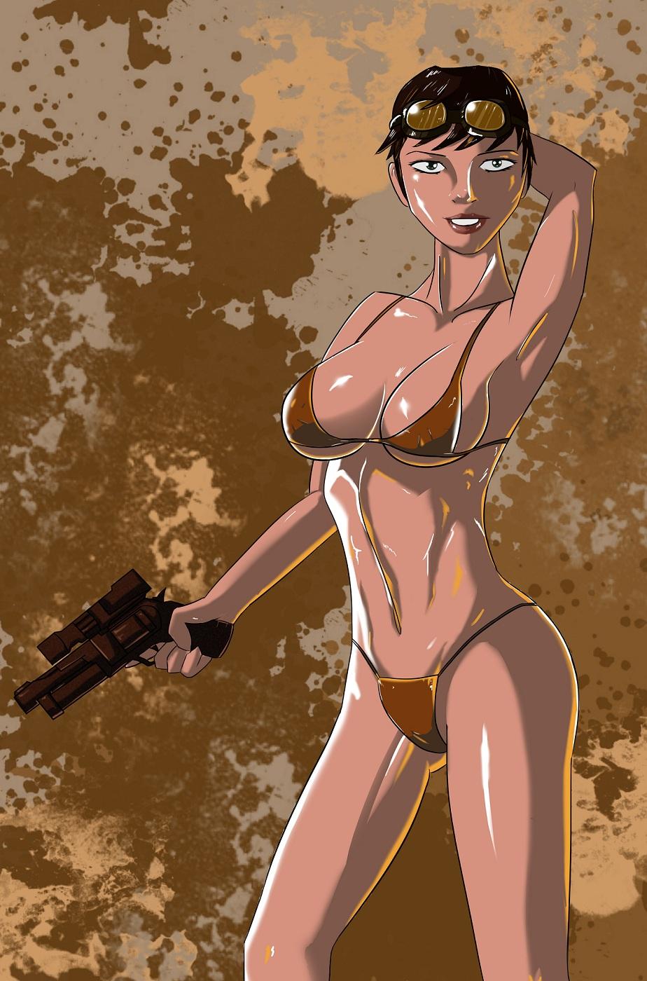 Moxxi porno fanfiction naked image