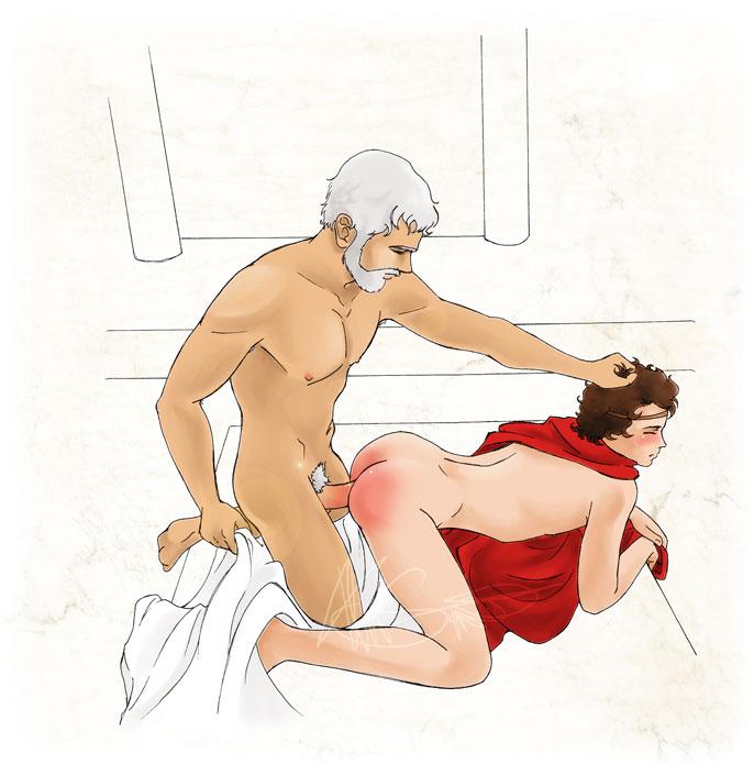 Гомосексуализм в древнем риме порно видео