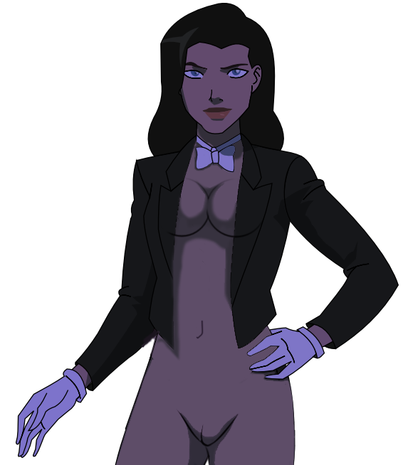 zatanna young justice toy - 573×654