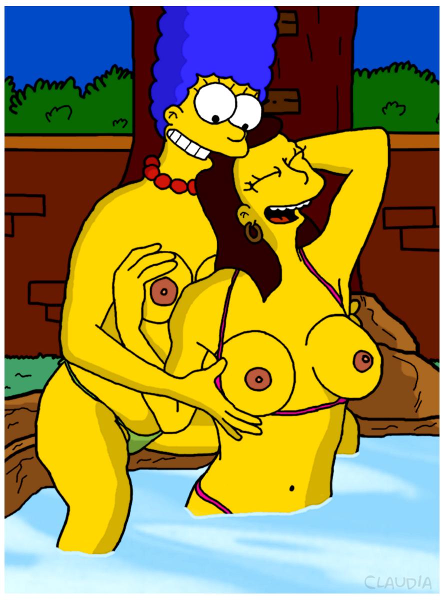 Эро симпсоны картинки