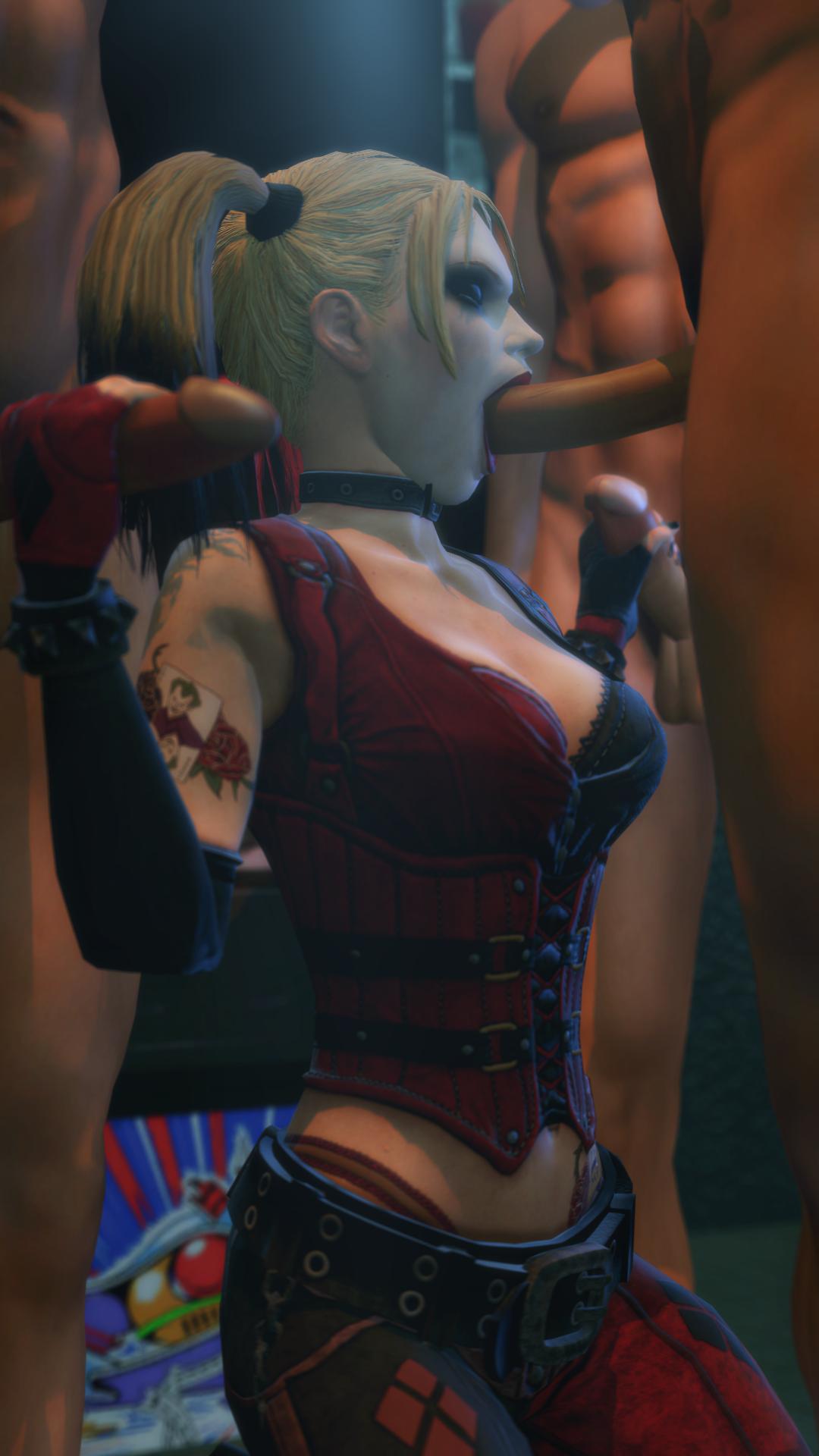 Batman arkharm city nude mod erotic pics