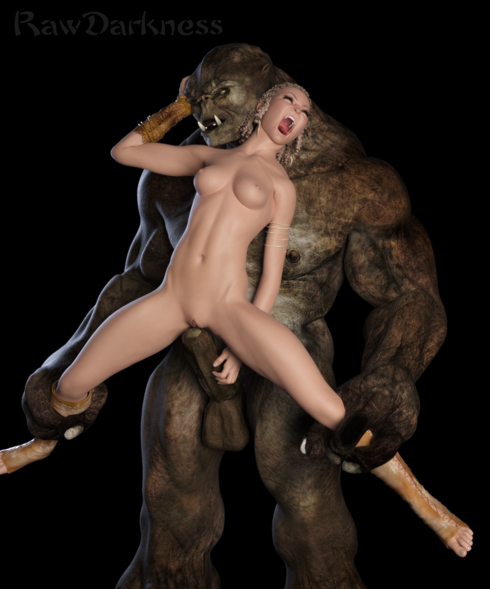 Troll monster porn 3d naked videos