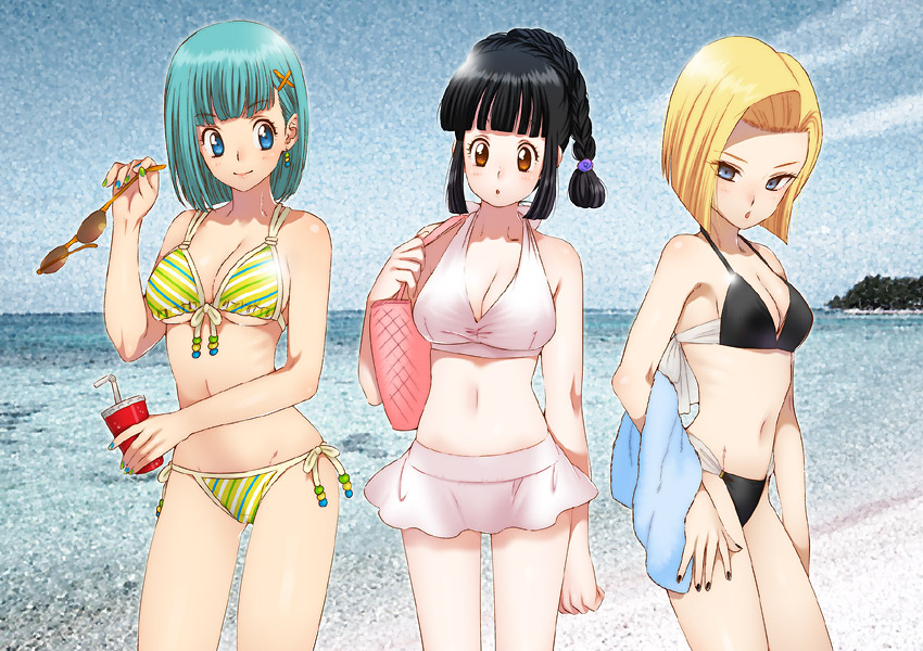 bulma-and-her-daughter-nude-young-tits-pointed