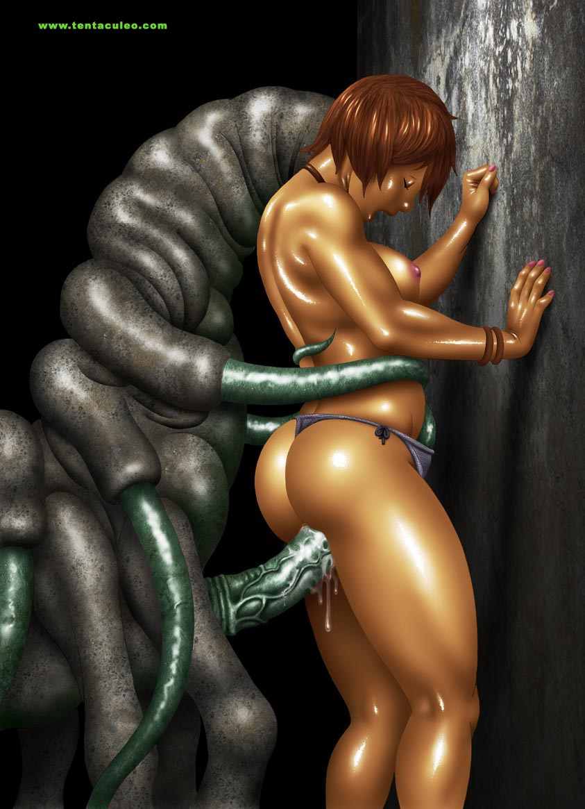 Monster vs alien porn images sexy bad slut