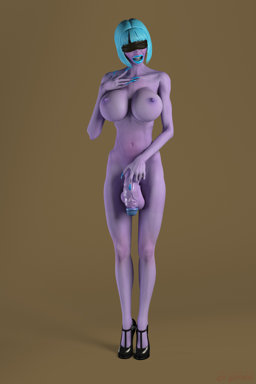 Futanari 3d gifs nudes images
