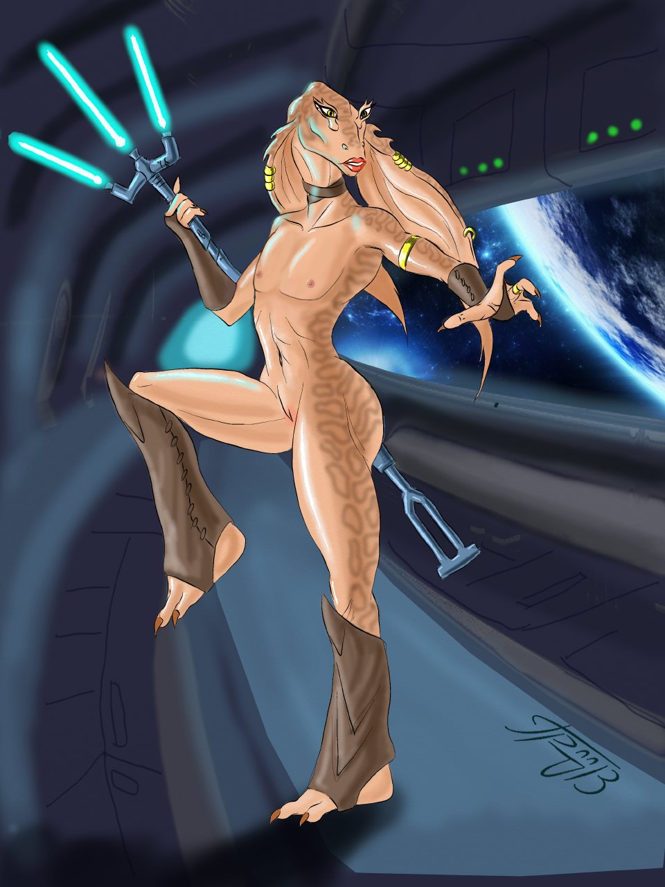 Female jedi nude cartoon tubes