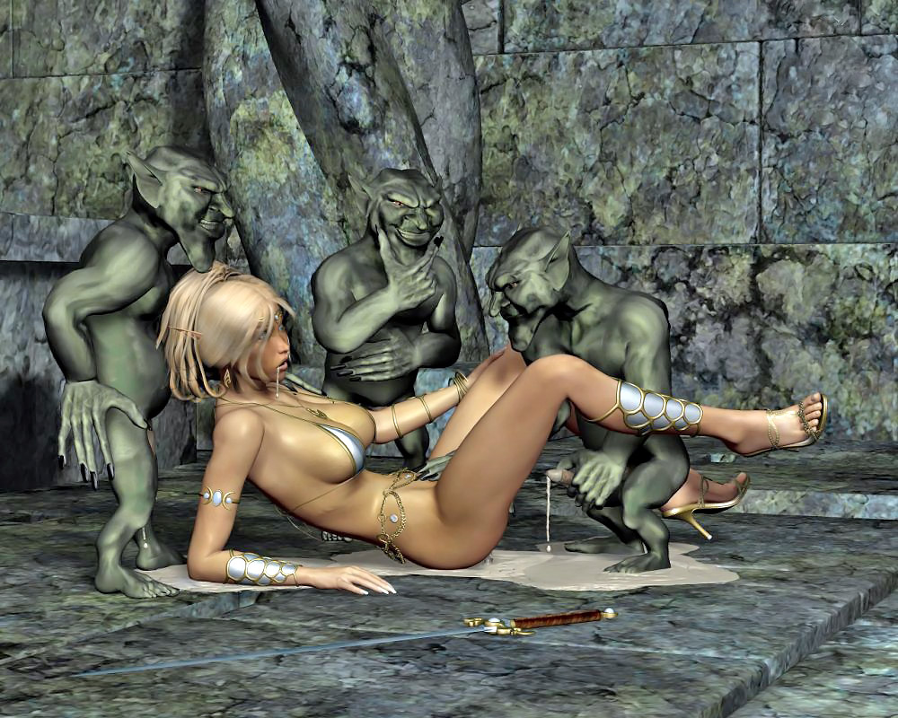 Nude female paladin raped by demon nude videos
