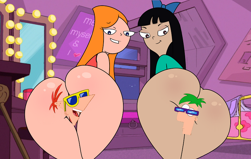 Phineas And Ferb Candace Ass