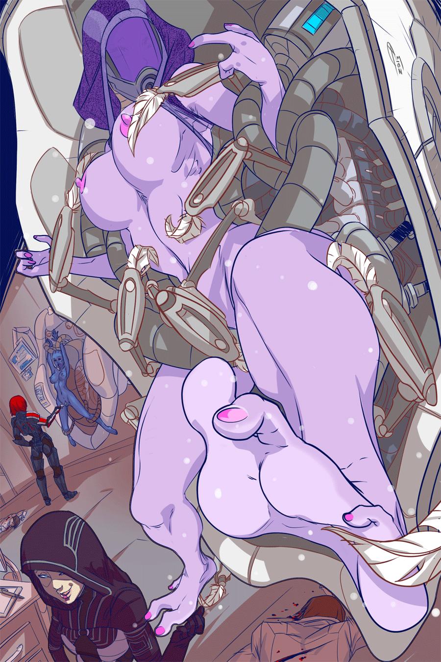 Masseffect human porn naked tube