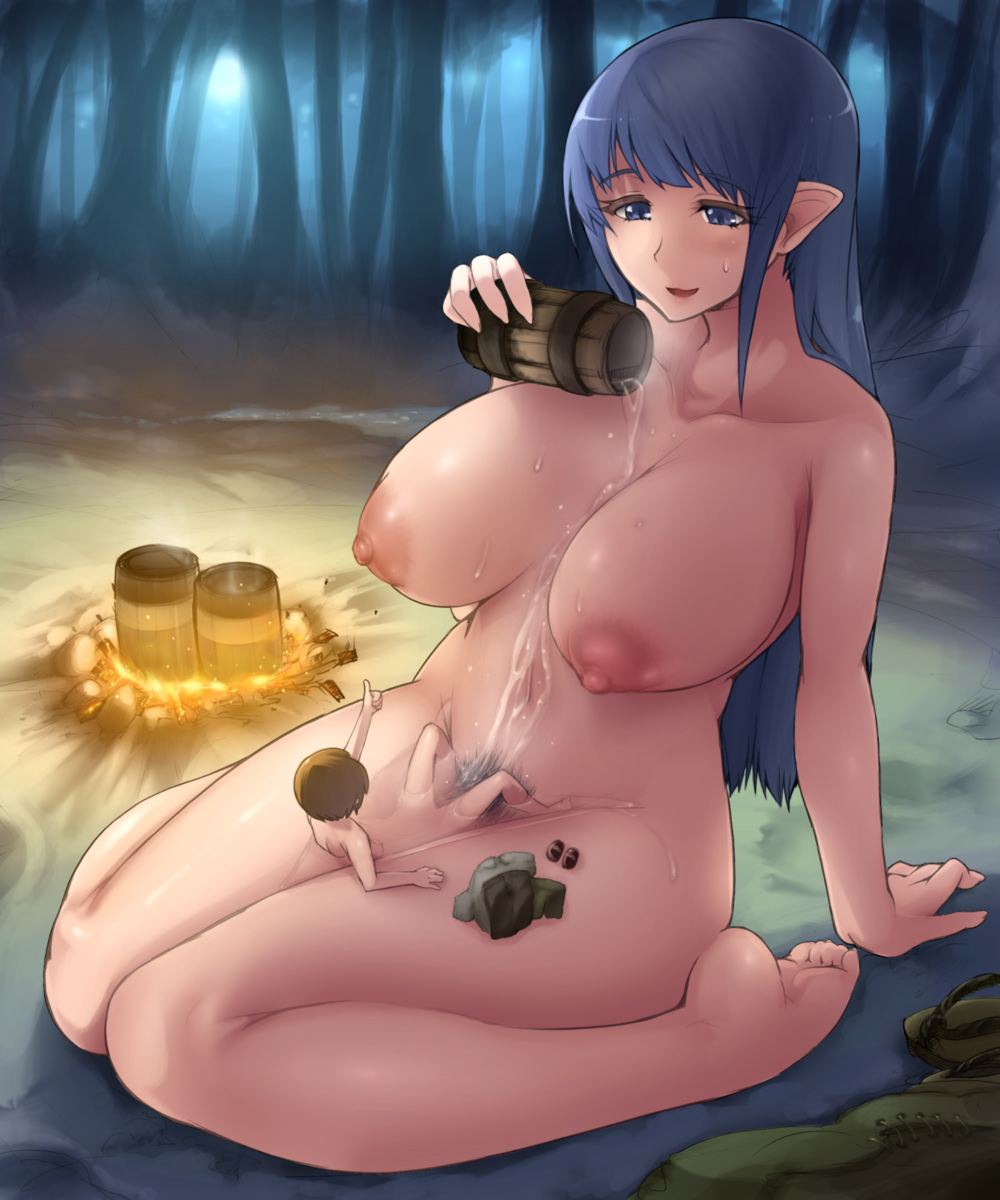 Sexy naked giantess 3d anime exposed pictures
