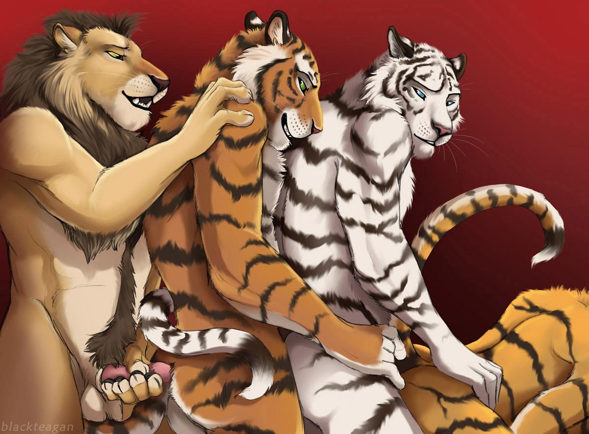 Секс и белый тигр 7 фотография