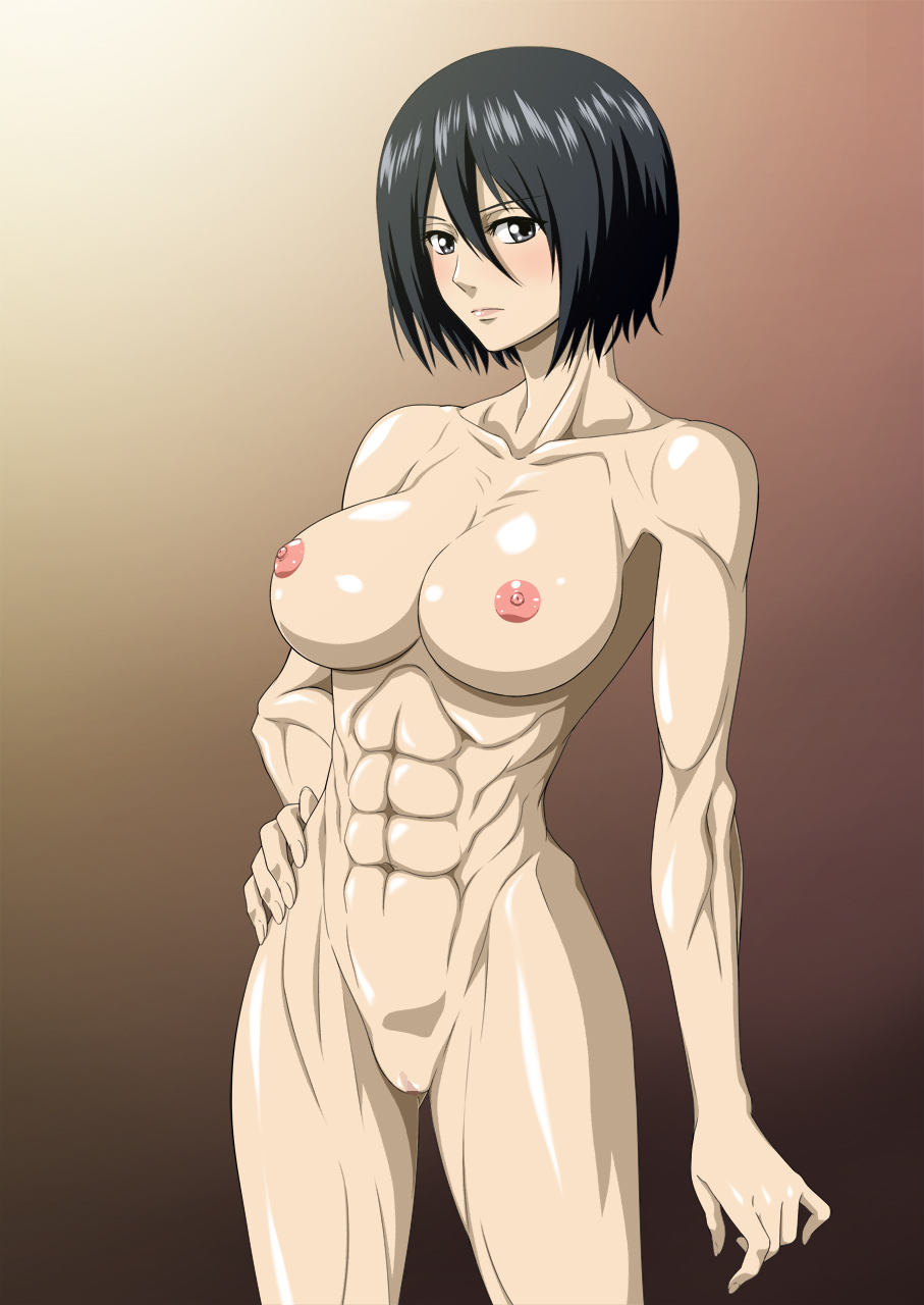 Attack On Titan Girls Naked