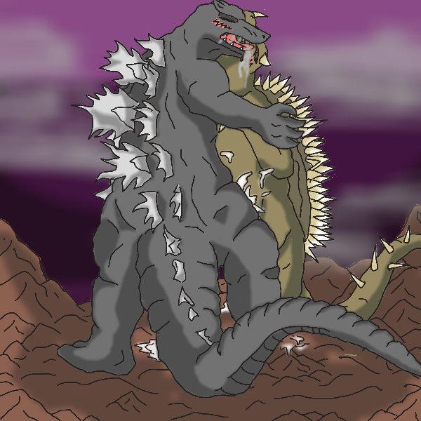 Godzilla porn gallery — img 13