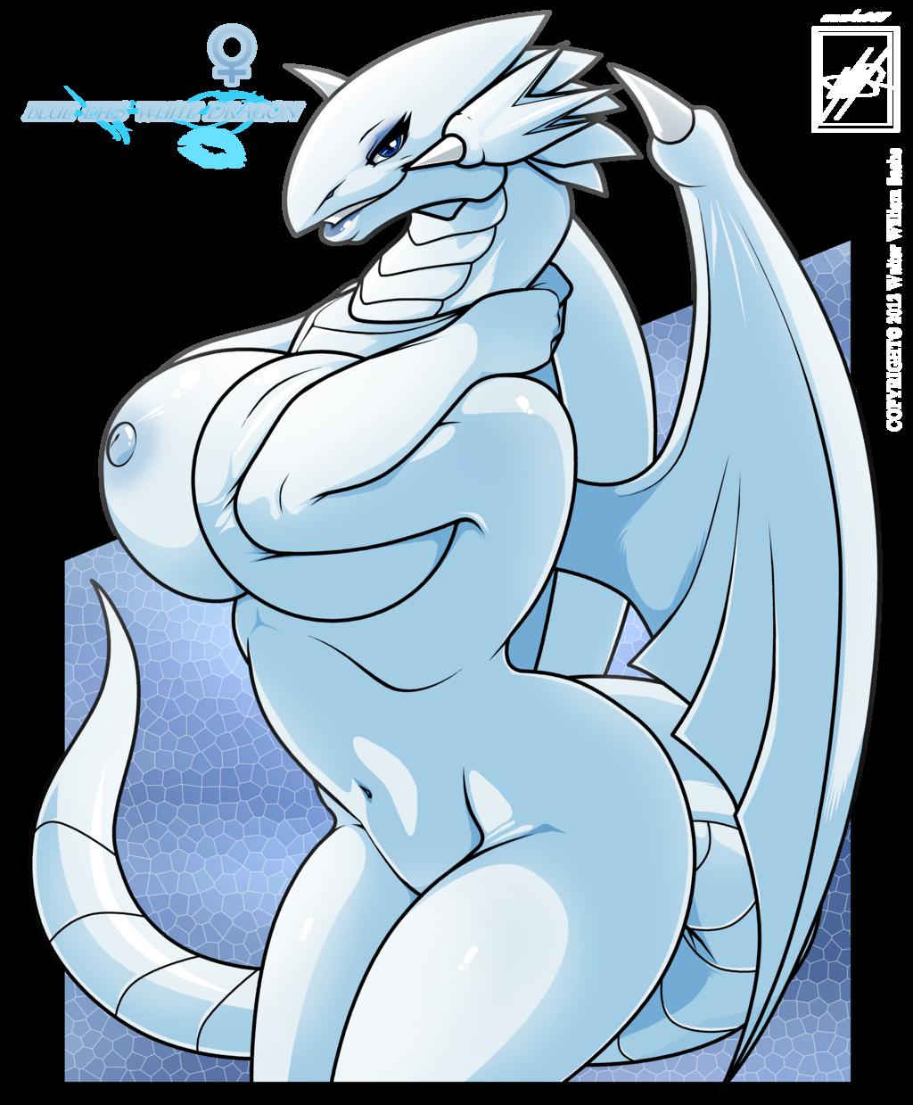 Blue Dragon Bouquet Boobs Strip Flash