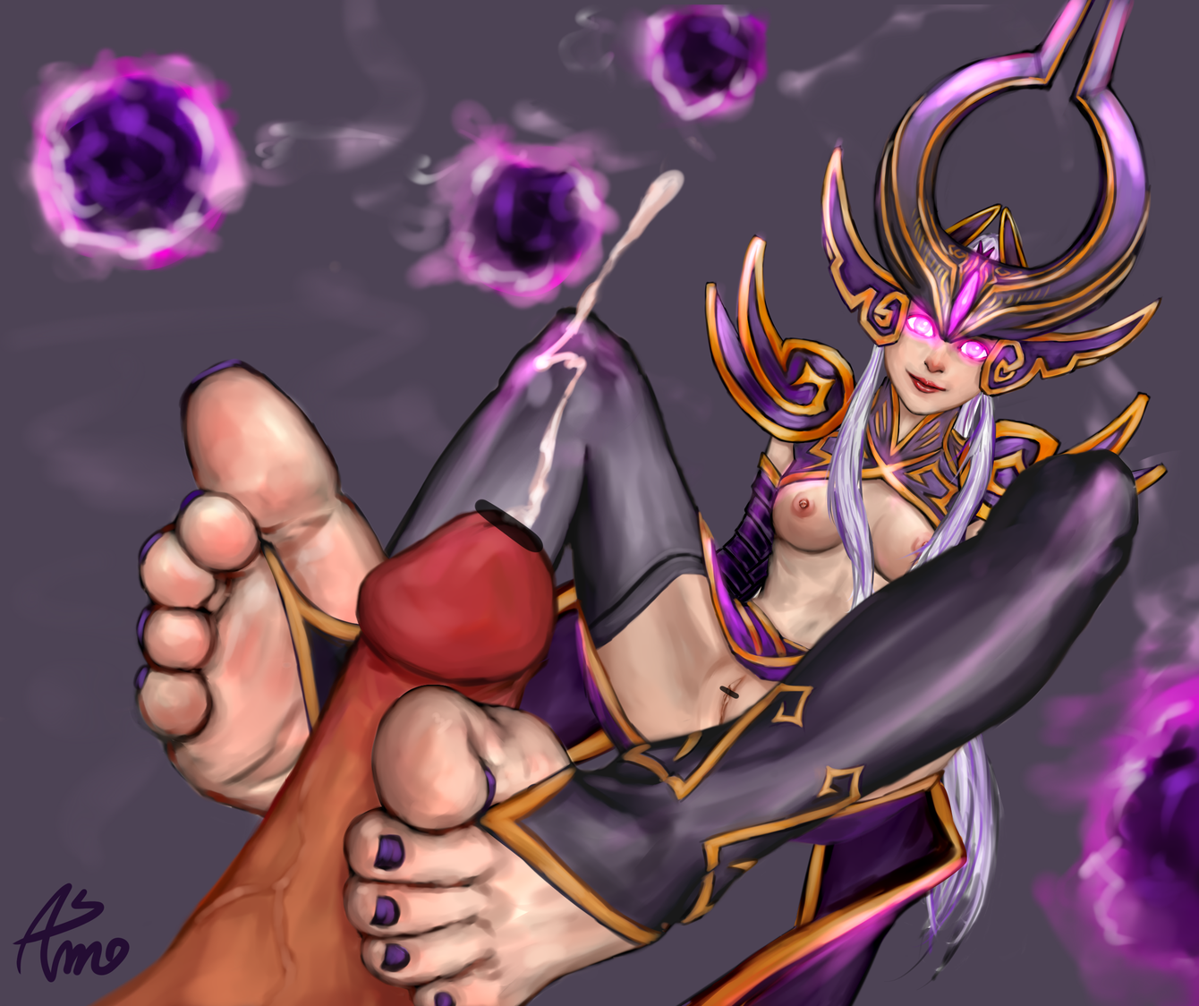 League of legends feet hentai sexy scenes