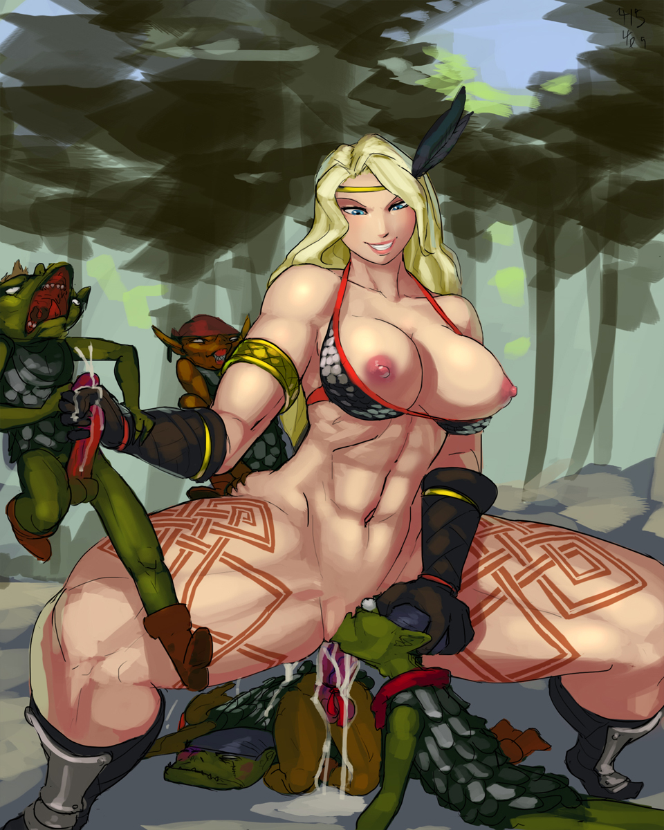 Warrior women and dragons nude exposed video