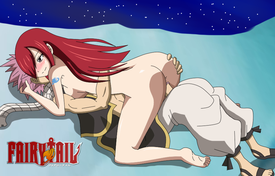 sexy erza fairy tail nude № 167276