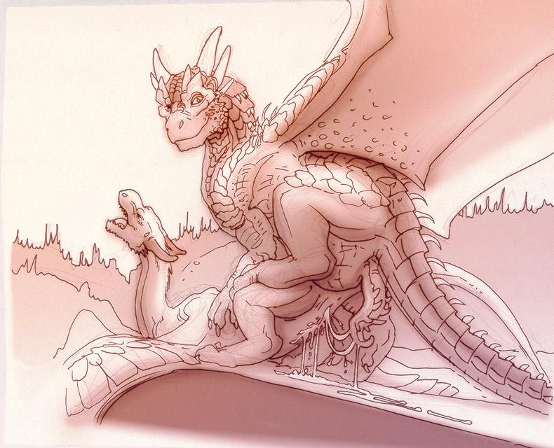 Dragon human sex stories