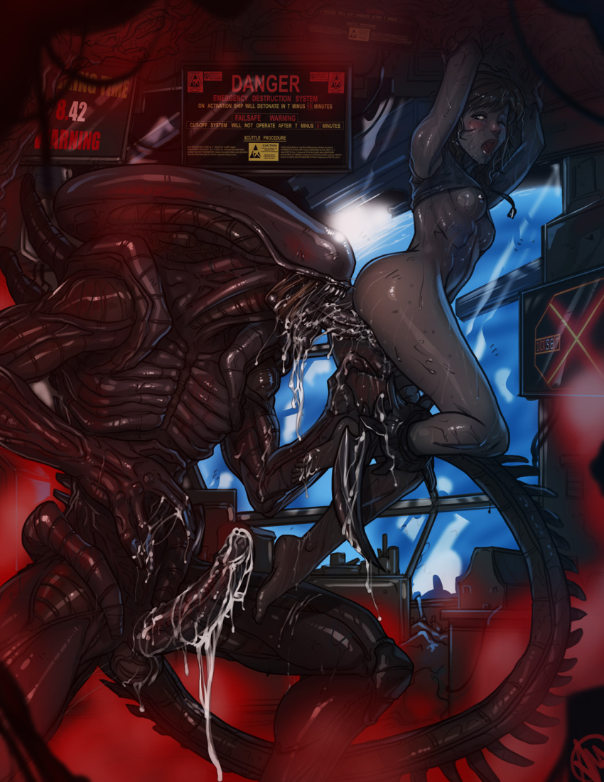 Alien vs hentai naked tube