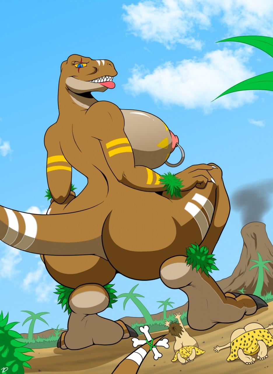 T-rex furry hentai naked porn star