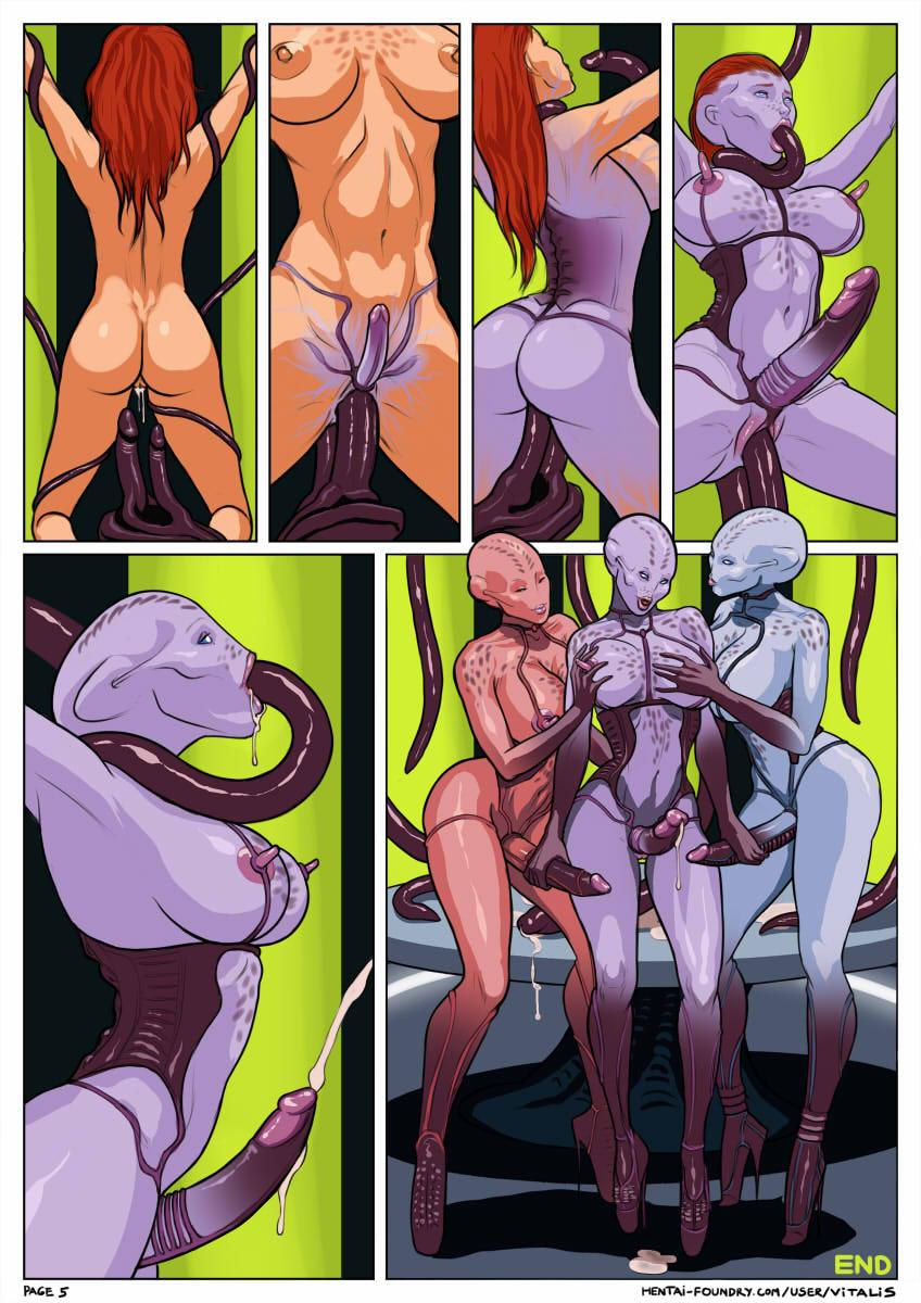 Порнокомиксы С Превращениями