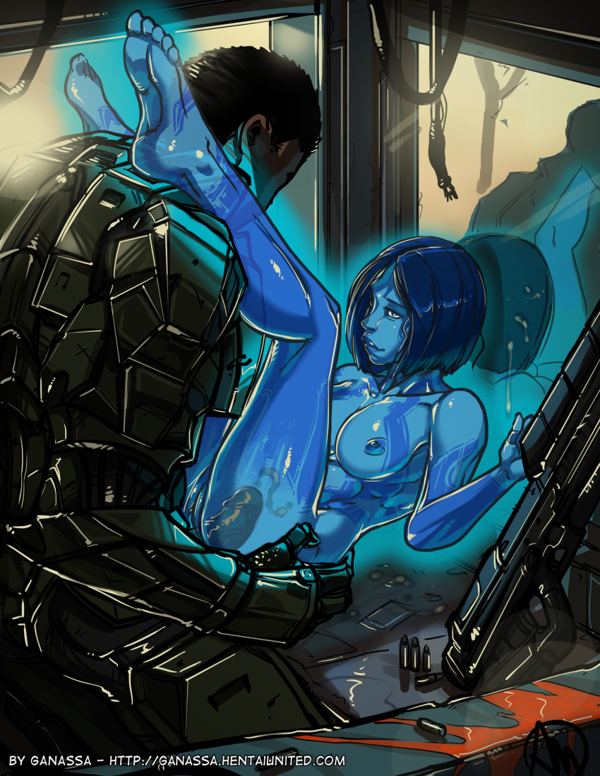 Halo 4 naked girls sex clips