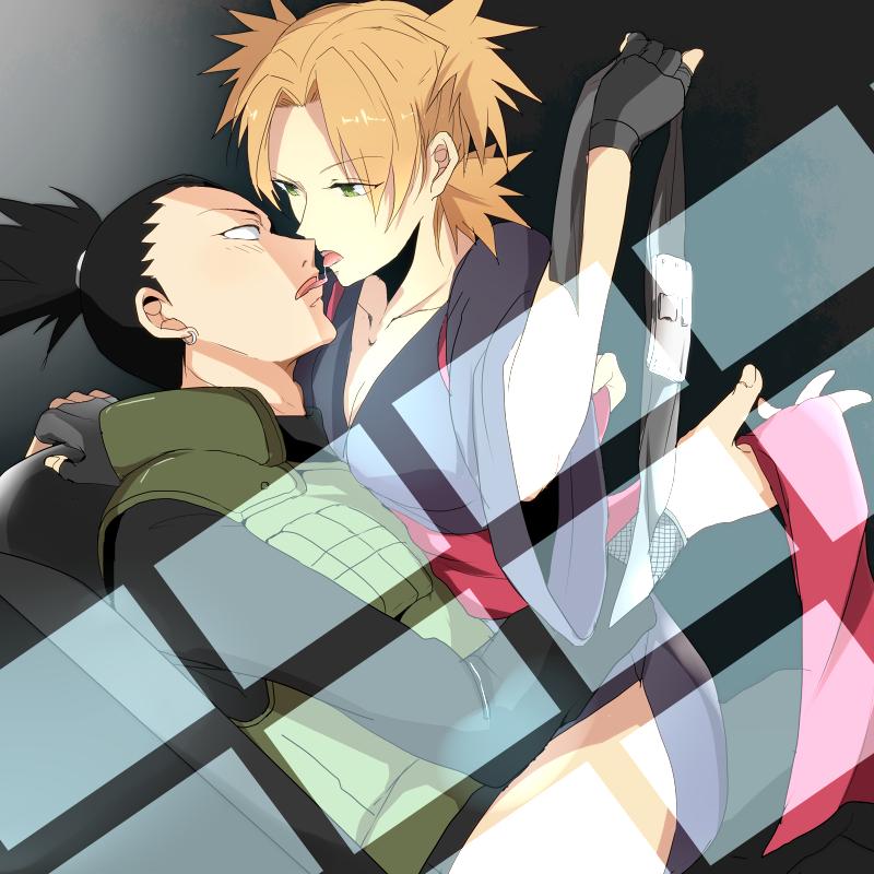 naruto shikamaru and temari - 800×800