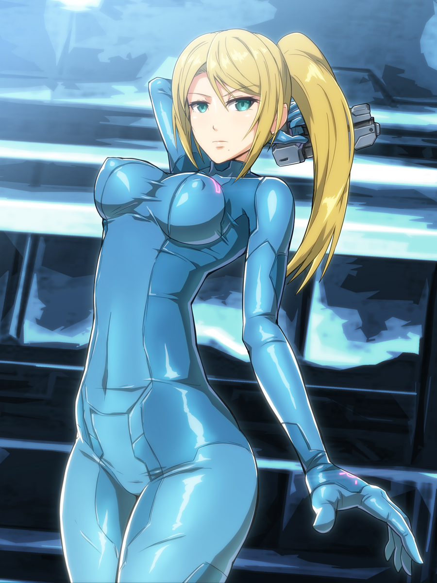 Are Zero suit samus sex unzensiert sorry, that