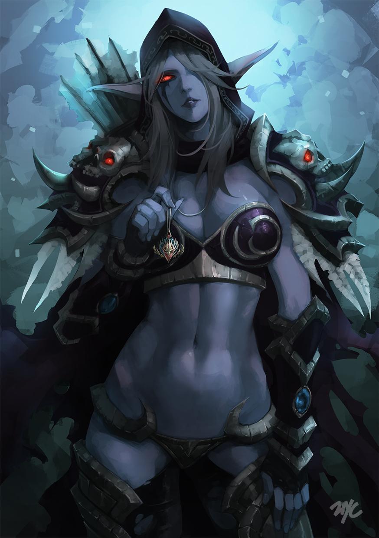 Wow lady sylvanas brisaveloz xxx erotic images