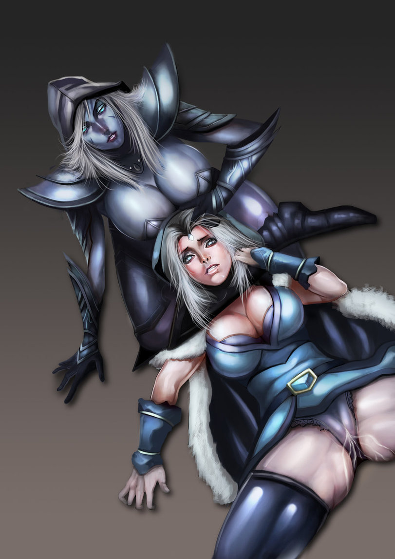 Drow ranger sex pictures erotic pretty lady