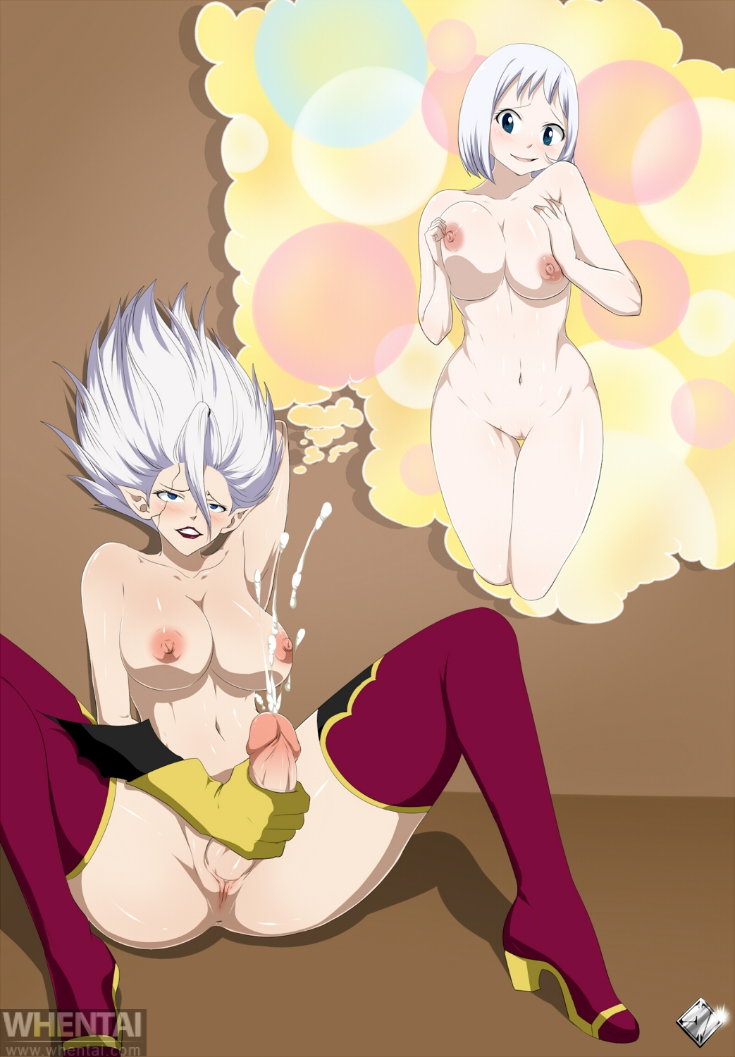Fairy fucked by demon nsfw married girls