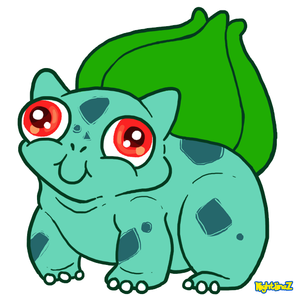 cute pokemon bulbasaur - photo #34
