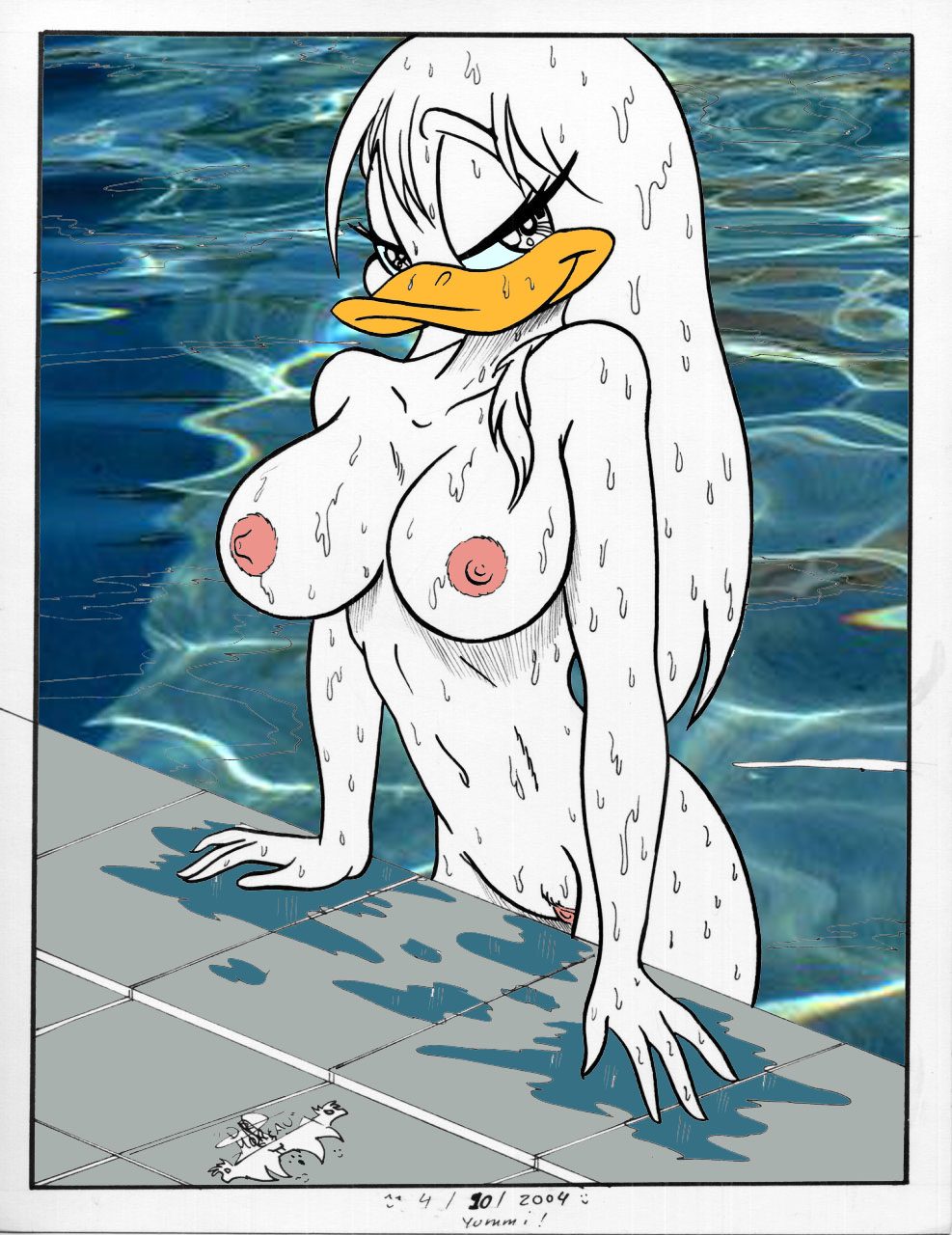 Delvari ducks nud sex gals, blonde russian sex video