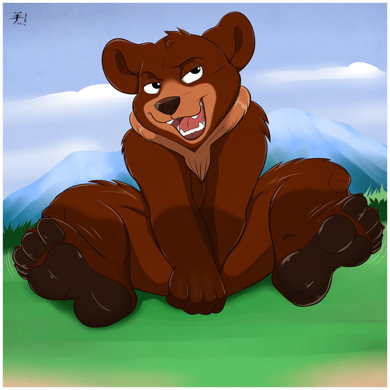 Рисунки голые медвежата прочитал