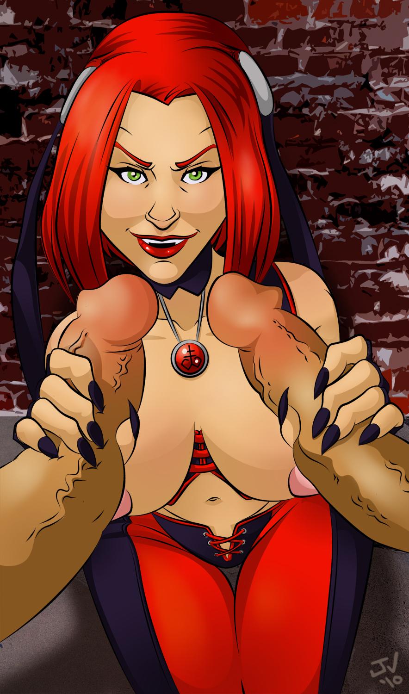 Bloodrayne girls fucking nude super slaves