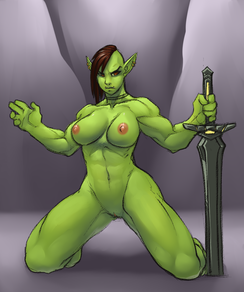 World of warcraft orc femalenaked photos fucking gallery