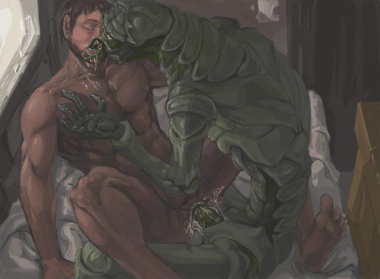 пришельцы чужие гей секс