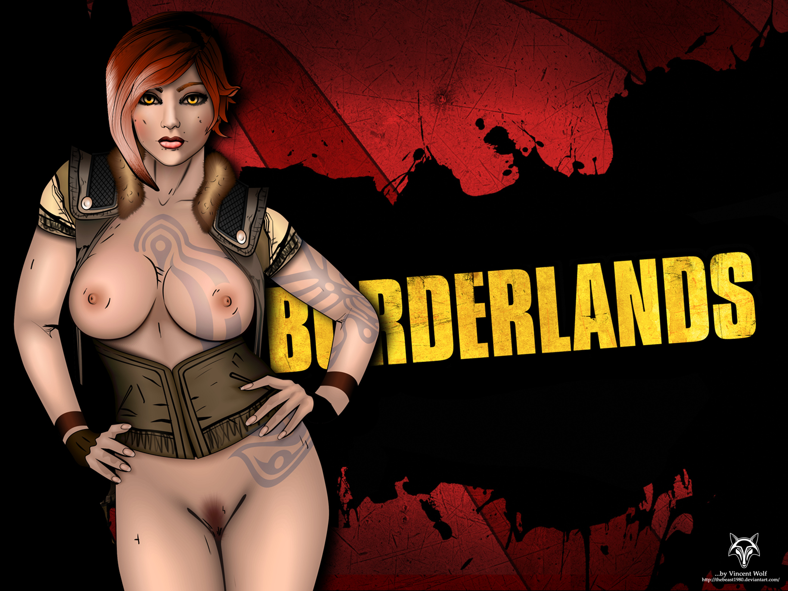 Lilith naked in borderlands 2 softcore images