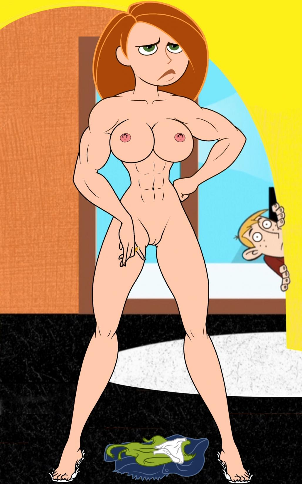 Kim possible ann porn