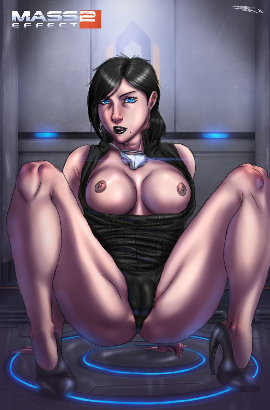 Moving mass effect hentai pics adult pic