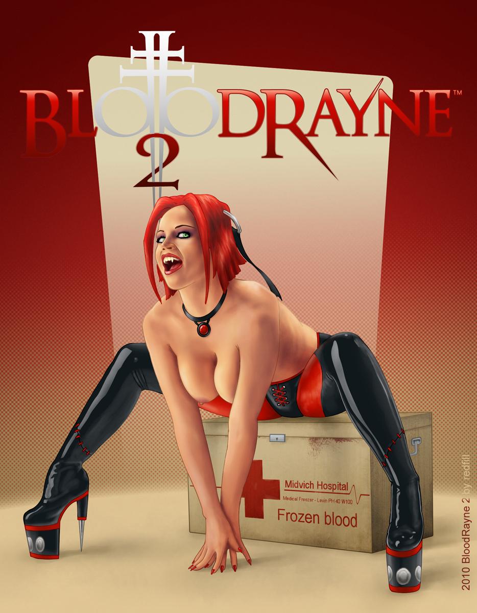 Порно blood rayne 2