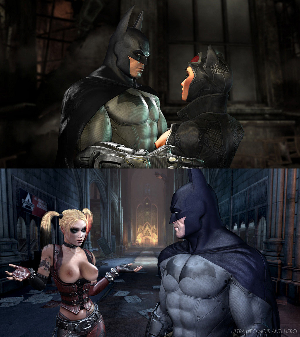 Free 3d batman arkham city porn videos exposed toons