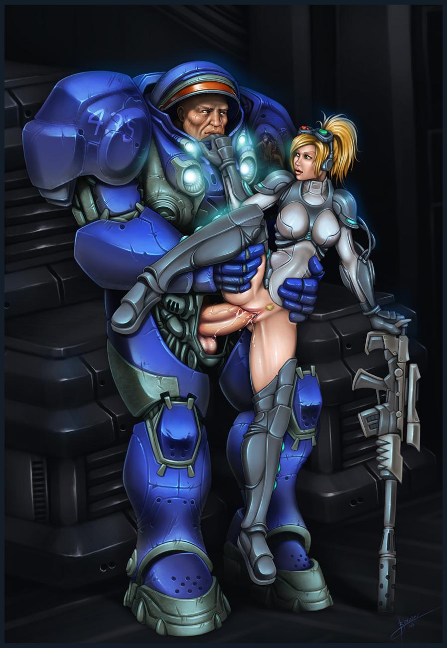 2 porn starcraft Nova Ass