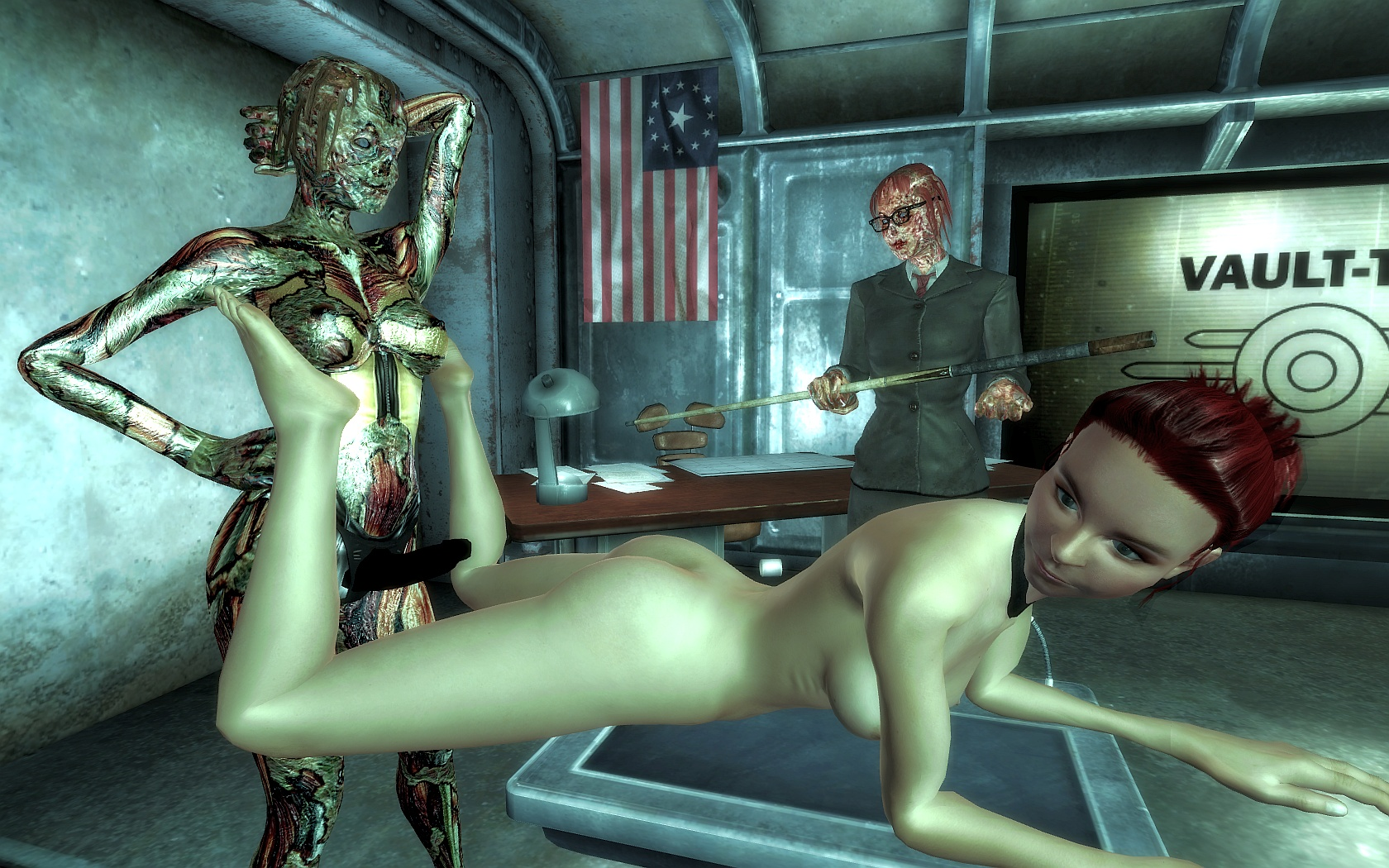 Think, vault 3 fallout porn opinion you