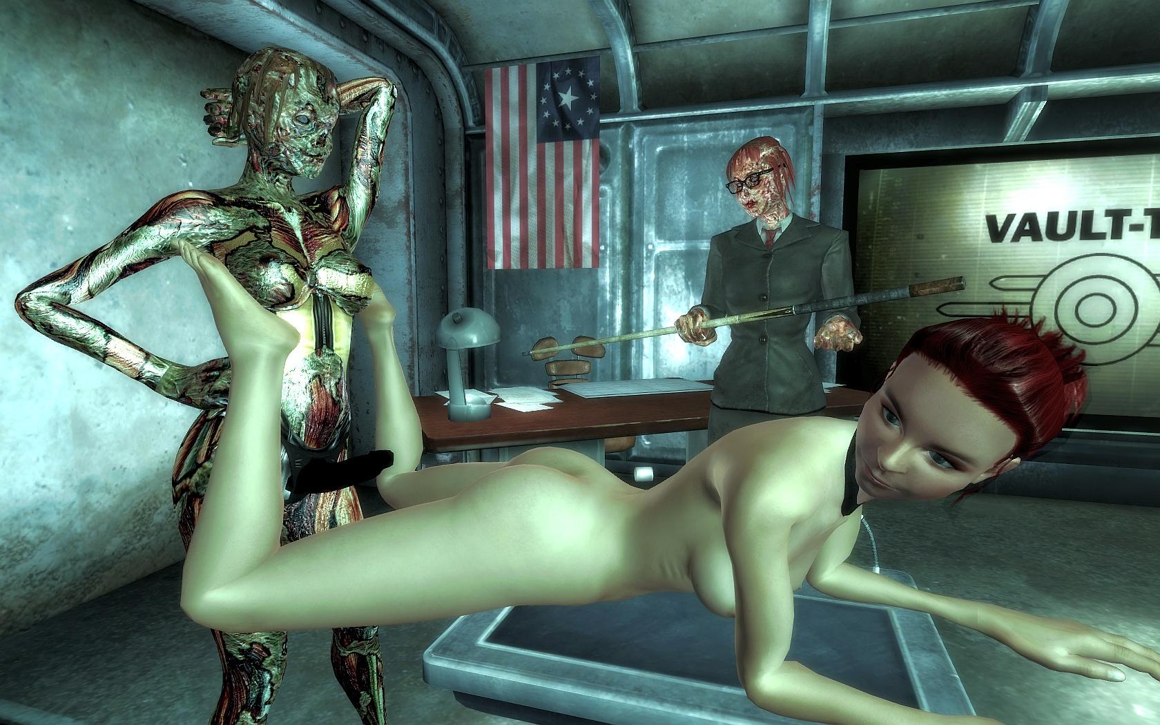Mod fallout 3 sex